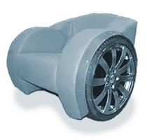модернизированное колёсное кресло