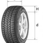 Автомобильные шины — маркировка