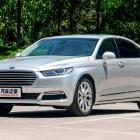 Ford рассекретил новый Taurus