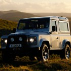 Land Rover Defender «ещё повоюет»