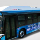 Водородные автобусы в Японии
