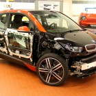 Авто-робот Apple на базе BMW i3