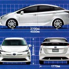 Первые изображения нового Prius