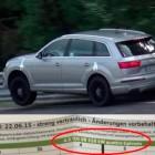 Audi SQ7 получит 435-сильный дизель