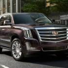«Горячий» Cadillac Escalade