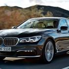 Цены на BMW 7-серии 2016 года