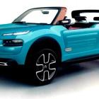 Citroen показал кабриолет-Cactus