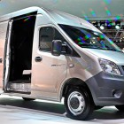 Цельнометаллический фургон «Газель Next»