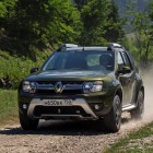Renault Duster обзавелся кнопкой Start