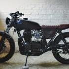 Кафе-рейсер Fade to Black (Honda CB550)