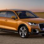Audi раскрыла секреты нового Q2