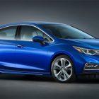 Chevrolet Cruze полсужит основой нового Cadillac