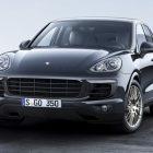 Porsche представил Cayenne Platinum Edition