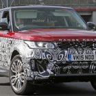 Range Rover Sport обновится в 2016 году