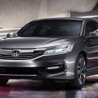 На Филиппинах дебютировал новый Honda Accord