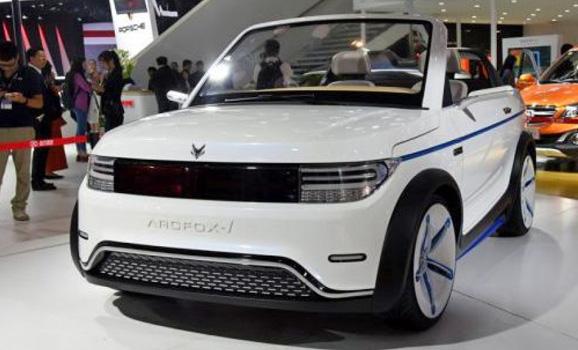 китайские электро-автомобили