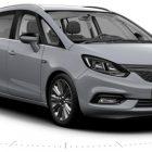 Опубликованы снимки новой Opel Zafira