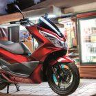Honda обновила скутер PCX 125