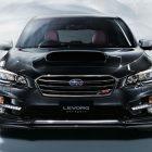 Рассекречен «горячий» Subaru Levorg STI Sport