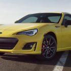 Subaru BRZ в версии Series Yellow