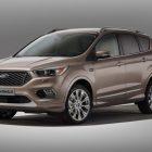 Раскрыта внешность Ford Kuga Vignale