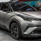 Toyota продемонстрировала кроссовер C-HR