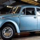 VW Beetle ушел с молотка за 38,2 тысяч евро