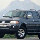 В КНР будут отозваны Mitsubishi Pajero