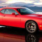 Dodge обновит Challenger Hellcat