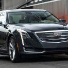Раскрыта внешность нового Cadillac CT6