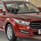 В Китае новый седан FAW Besturn B50