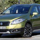 Рассекречен обновленный Suzuki SX4
