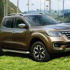 Renault показал пикап Alaskan