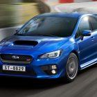 Subaru снизила цены на WRX STI