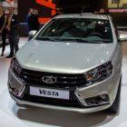 АвтоВАЗ представил Lada Vesta Exclusive