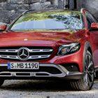 Универсал Mercedes-Benz E-класса All-Terrain
