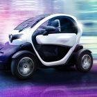 Renault вывела на рынок РФ Twizy и Kangoo Z.E.