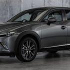 Mazda рассекретила новые CX-3 и Mazda2