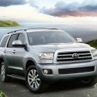 Обновленная Toyota Sequoia