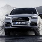 В Париже представлен новый Audi Q5