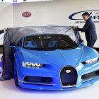 Новый гиперкар Bugatti Chiron