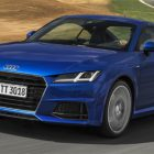 Полноприводная дизельная Audi TT