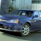 Chevrolet Epica — большой седан