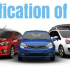 Классификация легковых автомобилей