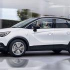Новый кроссовер Opel Crossland X