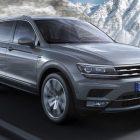 Семиместный VW Tiguan Allspace
