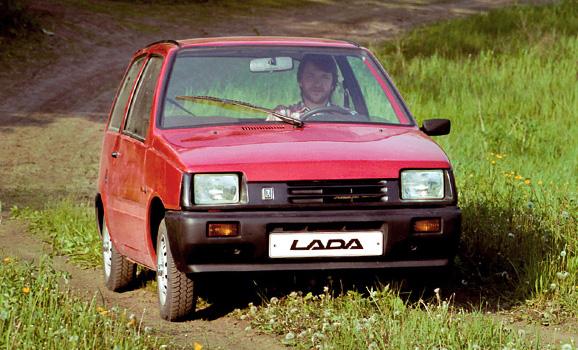ВАЗ-1111 Lada Ока